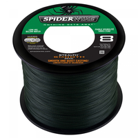 0,17MM SPIDERWIRE STEALTH SMOOTH BULK 3000 METER  GREEN