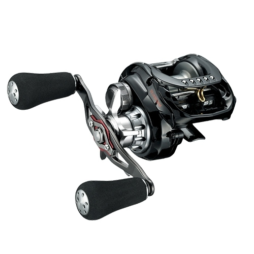 Daiwa Zillion HD 1520HL VÄNSTER