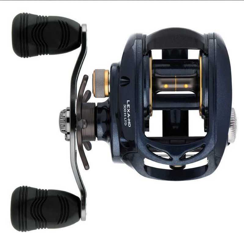 Daiwa Lexa HD 300H LTD HÖGER