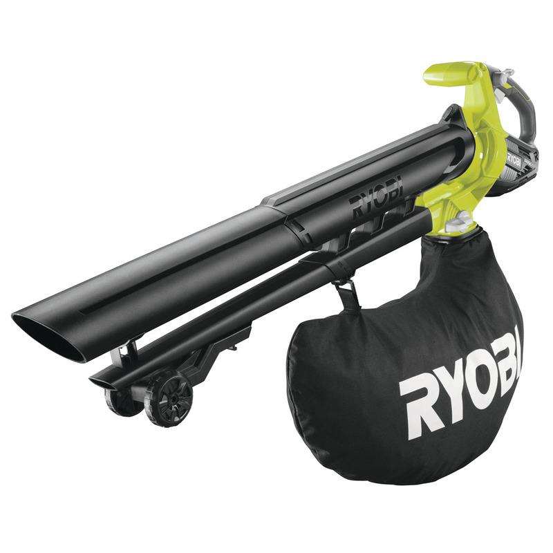 Ryobi OBV18 Lövblås/Lövsug