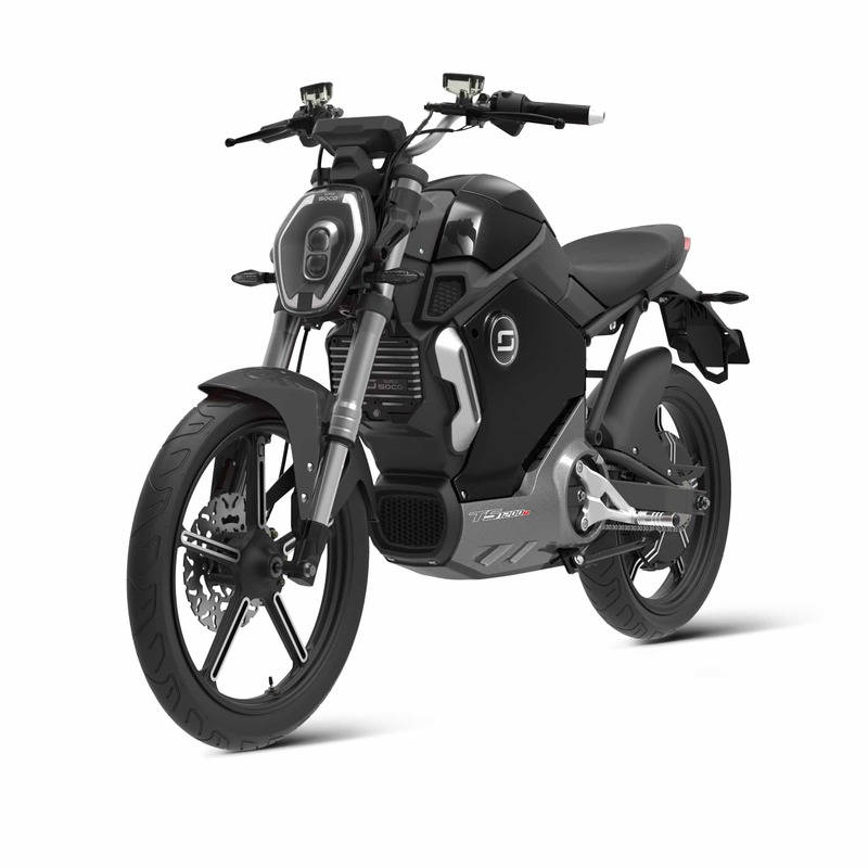Super Soco TS 1200R Elmoped