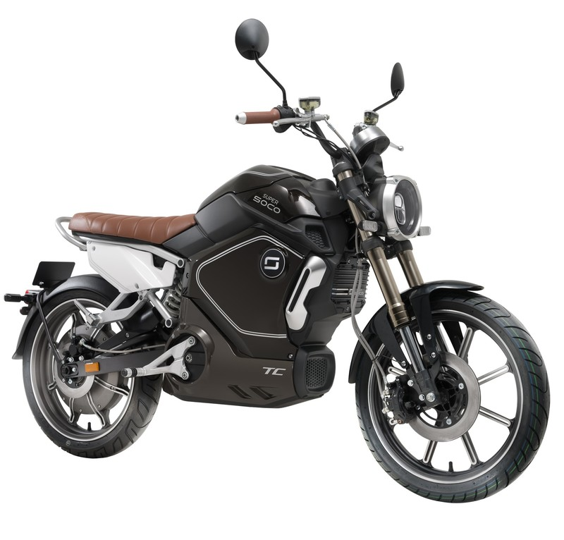 Super Soco TC Elmoped