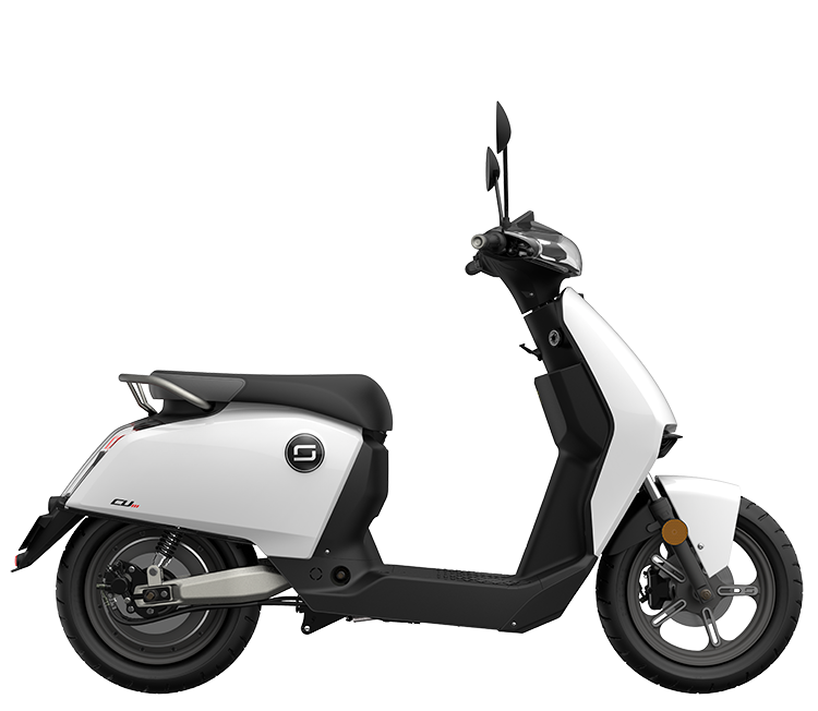 Super Soco CU-X Elmoped