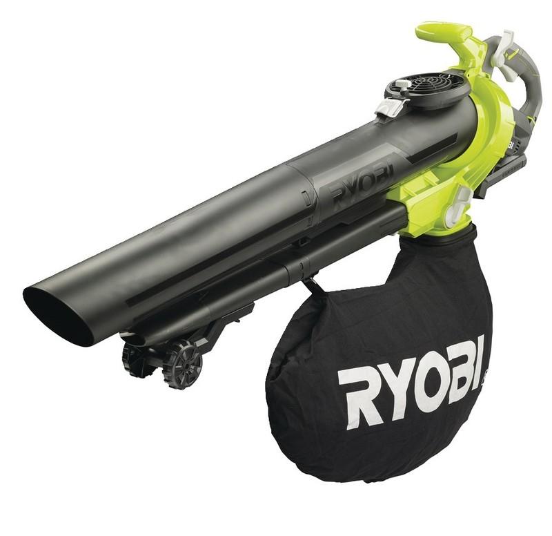 Ryobi RBV36B Lövblås Batteri