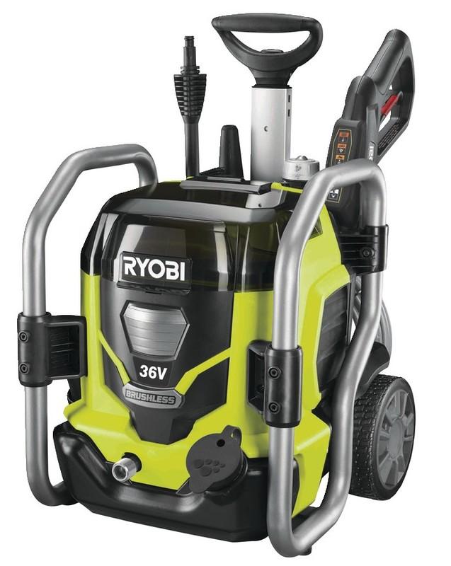 Ryobi RPW36120HI Högtryckstvätt
