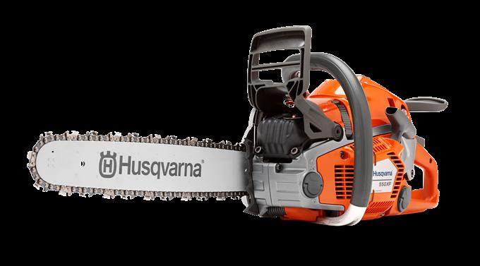 Husqvarna 550XPG Triobrake 13