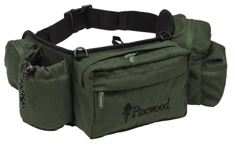 Ranger Midjeväska/Hundförarväska Pinewood - Mossgrön
