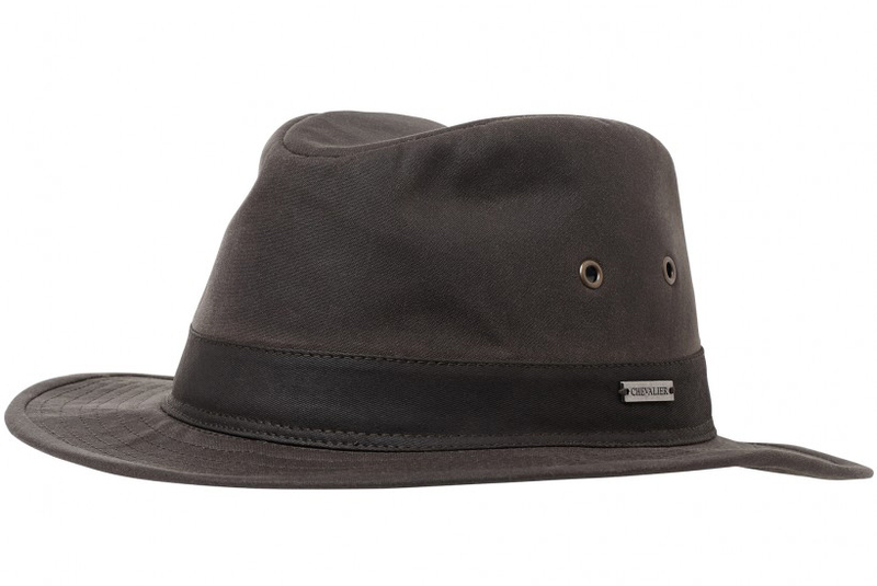 Bush Hat Chevalier - Brun