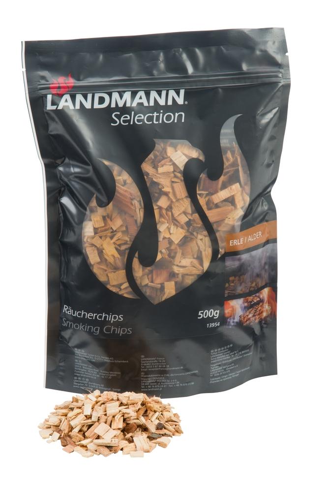 Rökspån Al 500g Landmann
