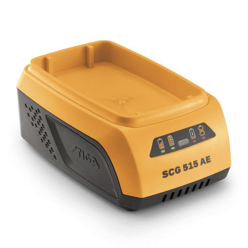 Stiga SCG 515 AE Batteriladdare