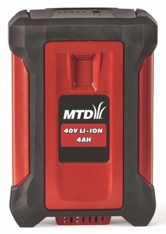 MTD LI-ION 4,0 Ah Batteri 40V *
