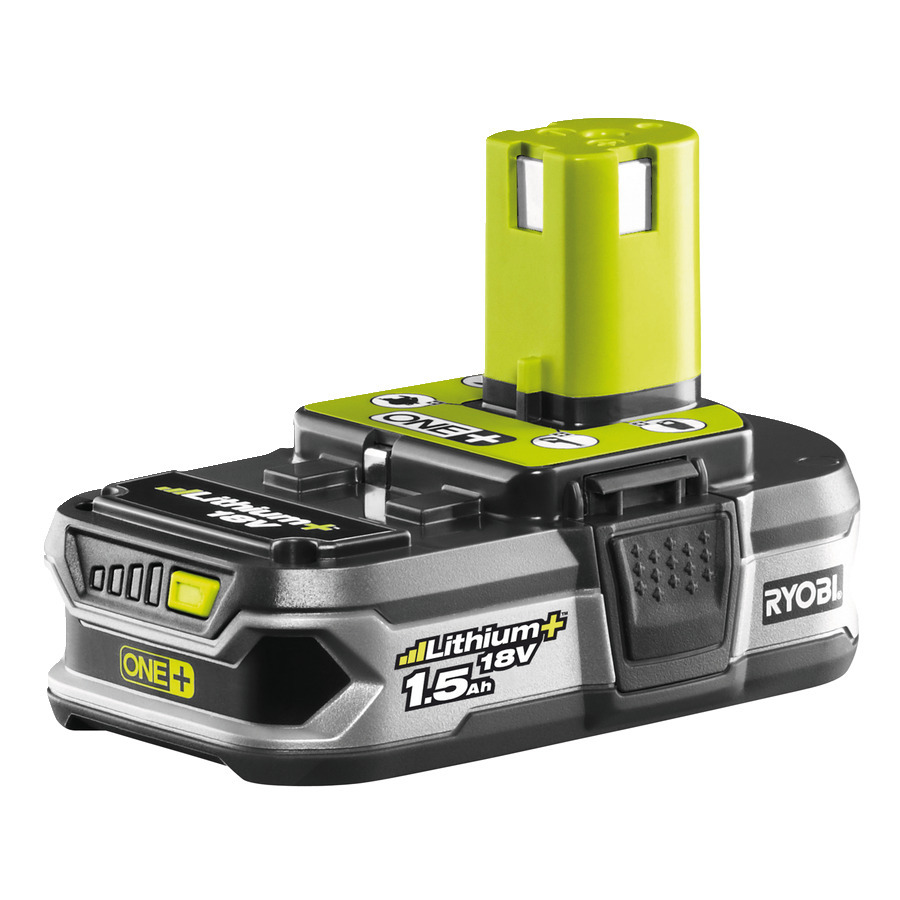 Ryobi RB18L15 1,5 AH Lithium+ Batteri 18V *