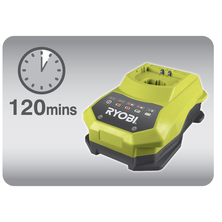Ryobi RB18L40 4,0 AH Lithium+ Batteri 18V