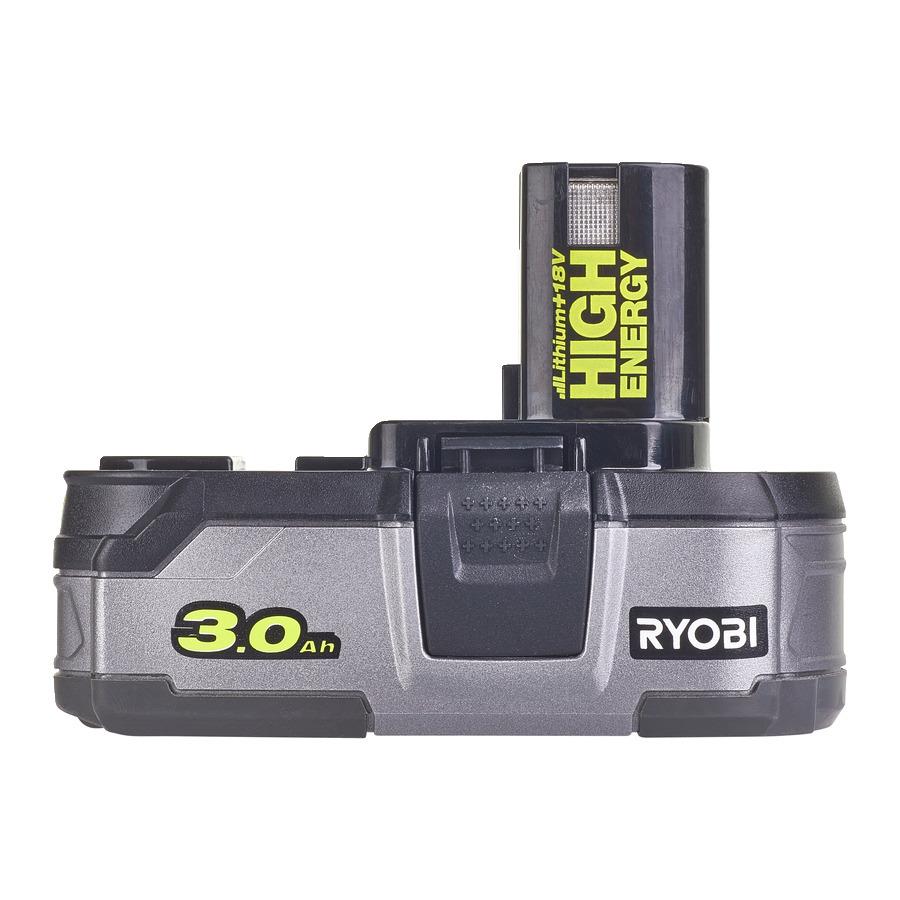 Ryobi RB18L30 3,0 AH High Energy Lithium+ Batteri 18V