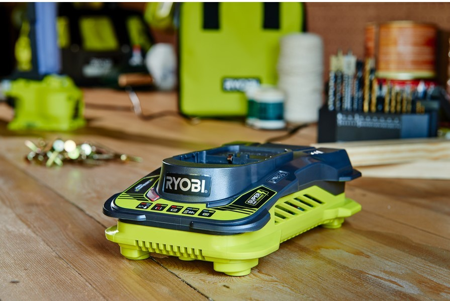 Ryobi RC18150 Snabbladdare 5,0 AMP/H 18V
