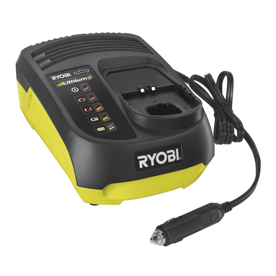 Ryobi RC18118C Billaddare 1,8 AMP/H 18V *