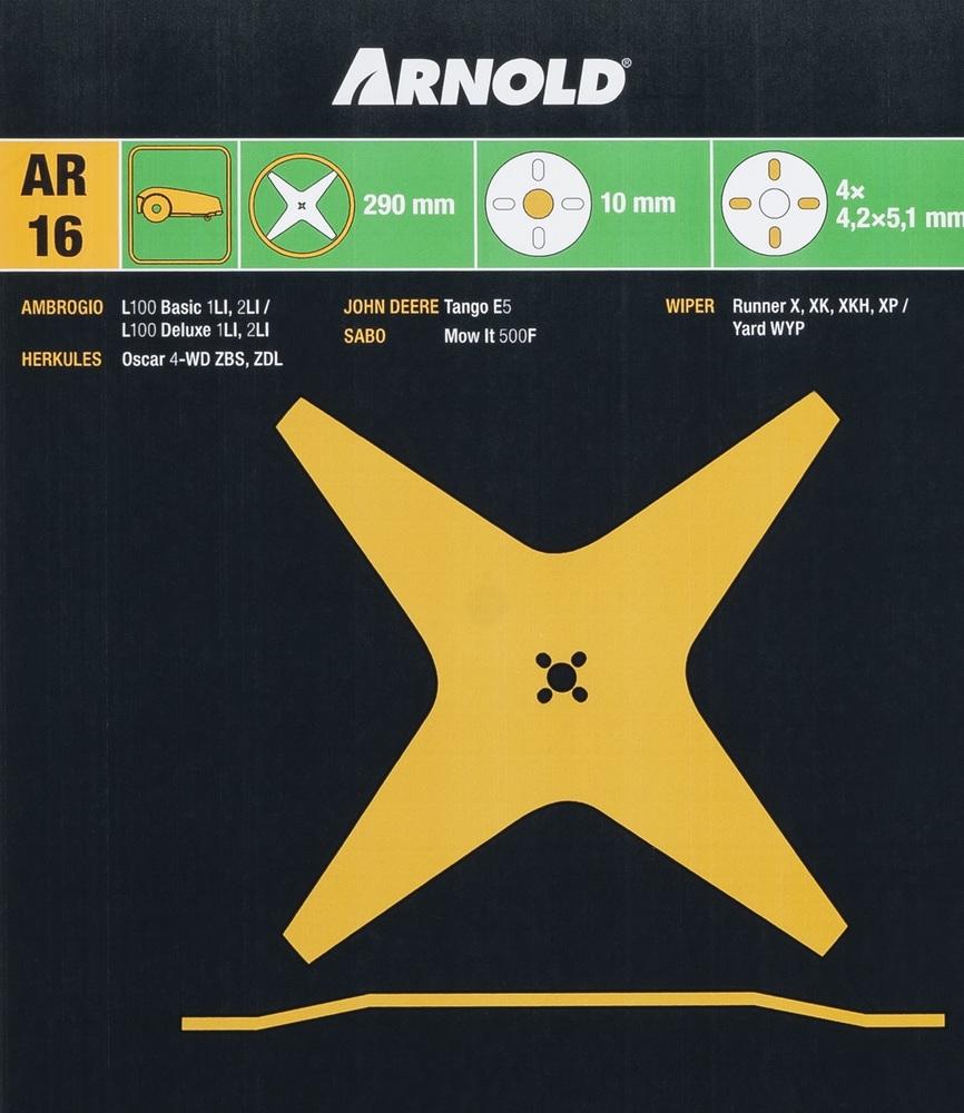 Kniv till Ambrogio L100 - Arnold