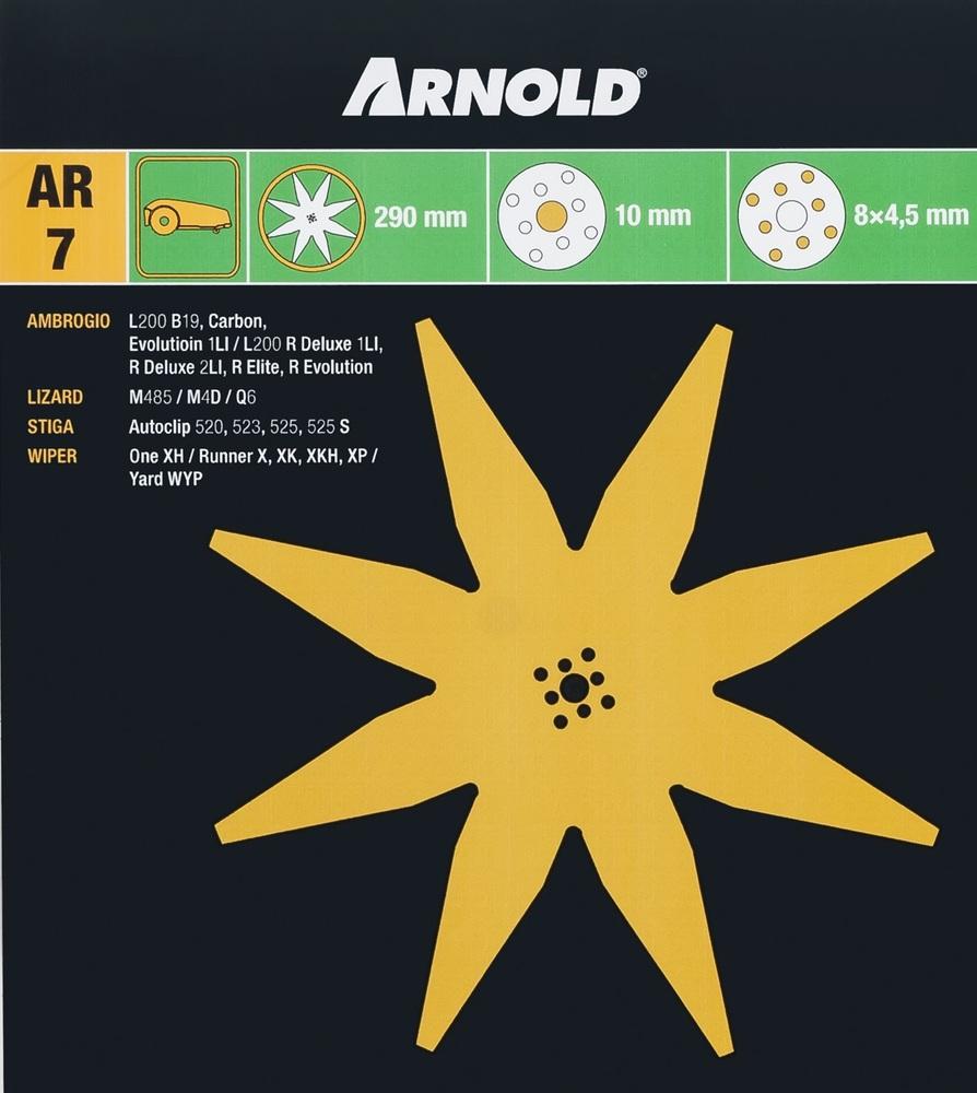 Kniv Stiga Autoclip 520-525 8-blad - Arnold