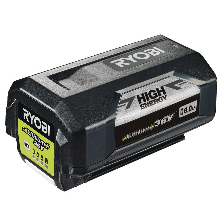 Ryobi BPL3660D 36V 6,0AH-Batteri Lithium-ion High Energy