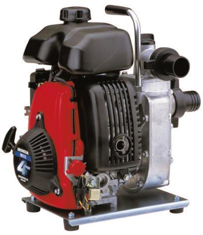 Honda WX 15 Pump
