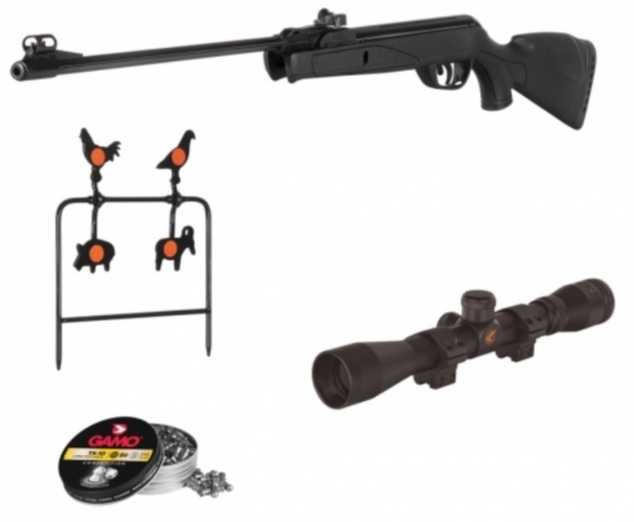 Gamo Deltamax Force Senior Pack 4,5mm