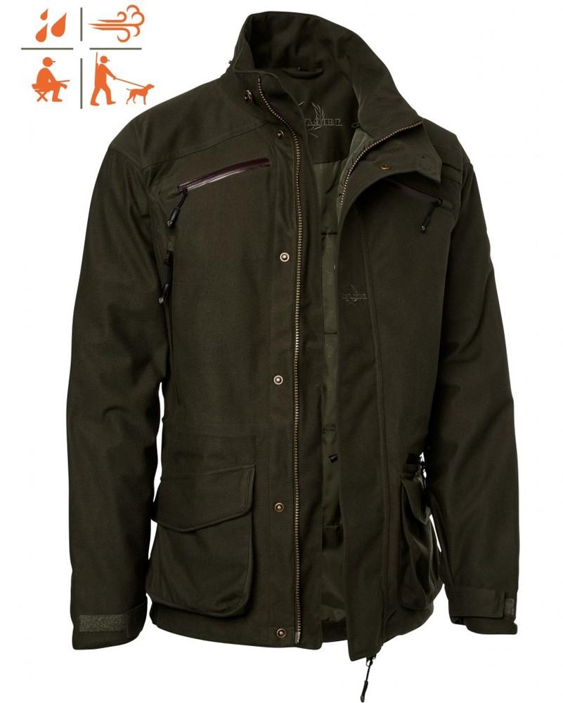 Setter Pro Coat Chevalier - Green *