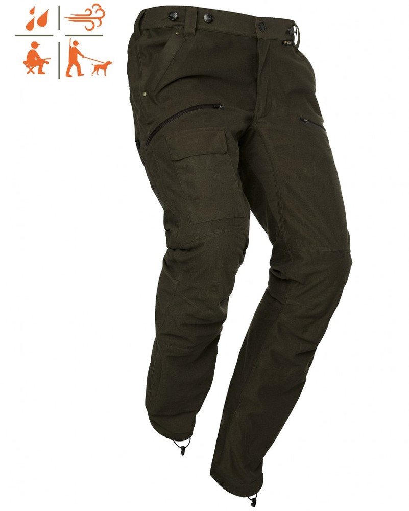Setter Pro Pant with Ventilation Chevalier - Green *