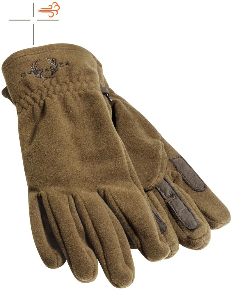 Windstopper Glove 2-Touch Chevalier - Green *