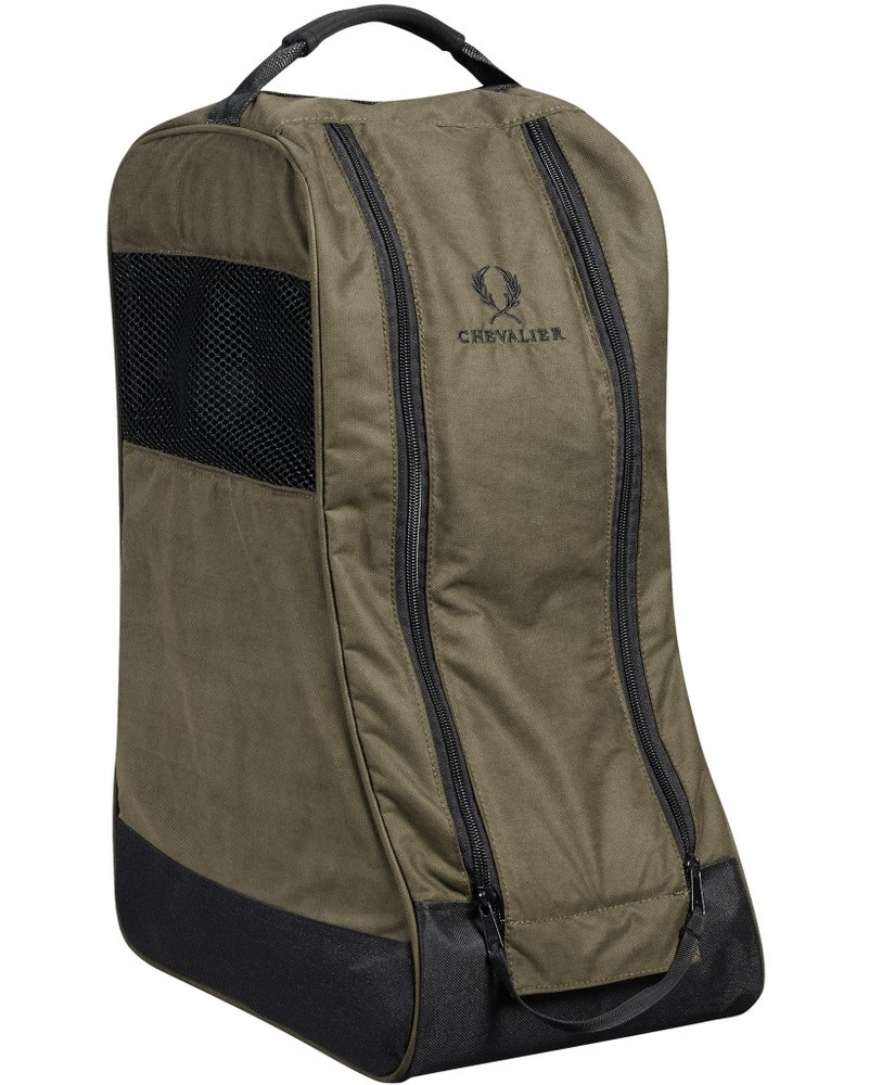 Boot Bag High med Ventilation Chevalier - Green *