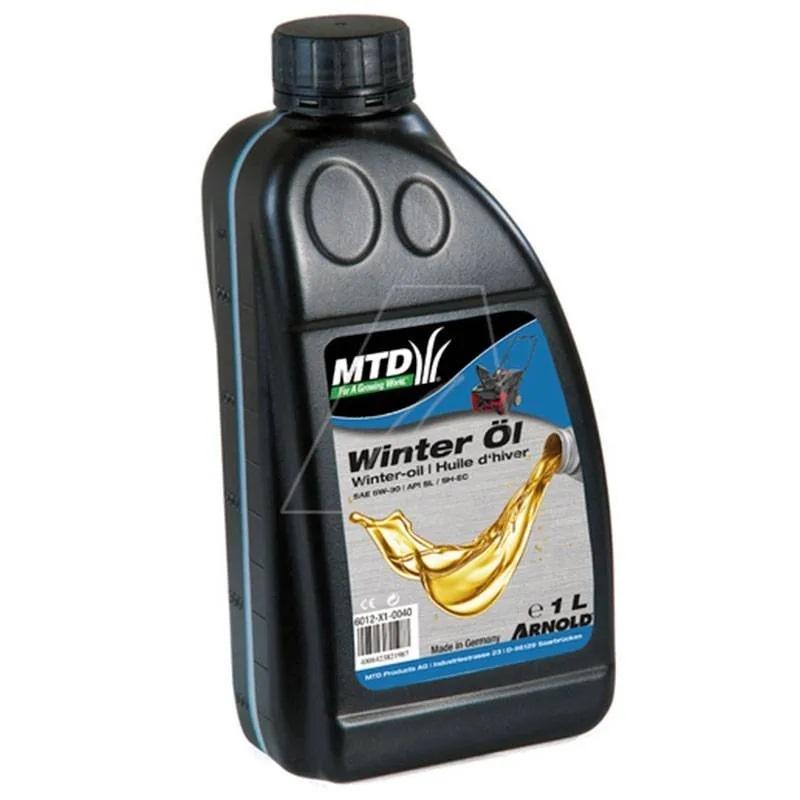 Motorolja för Snöslungor 1 liter - Arnold *