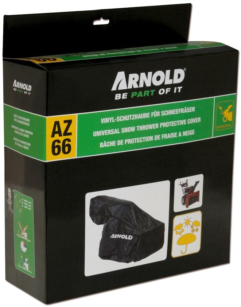 Skyddsöverdrag i Vinyl för Snöslunga - Arnold *
