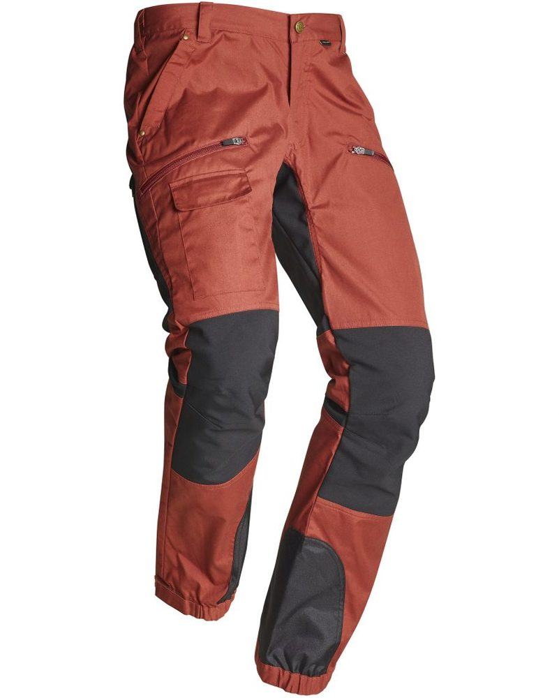 Alabama Vent Pro Pant Byxa Chevalier - Orange/Svart *
