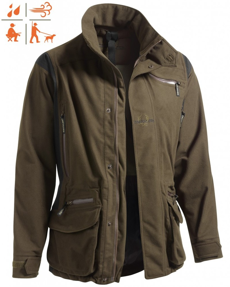 Outland Pro Action Coat Chevalier - Green *