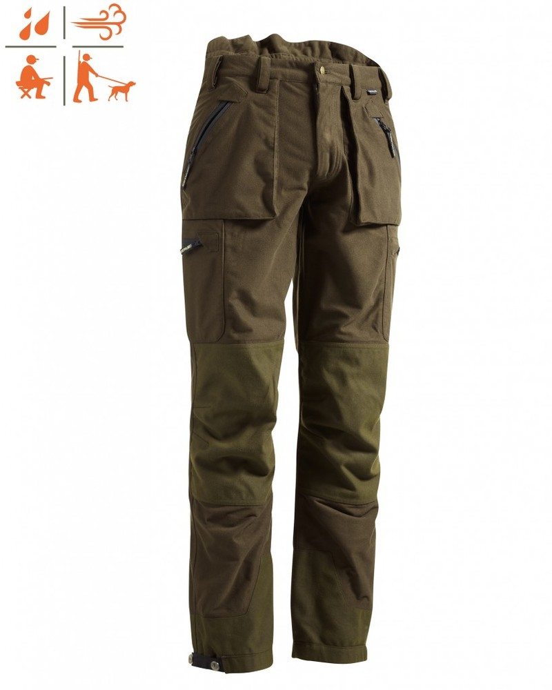 Outland Action Pant Chevalier - Green *