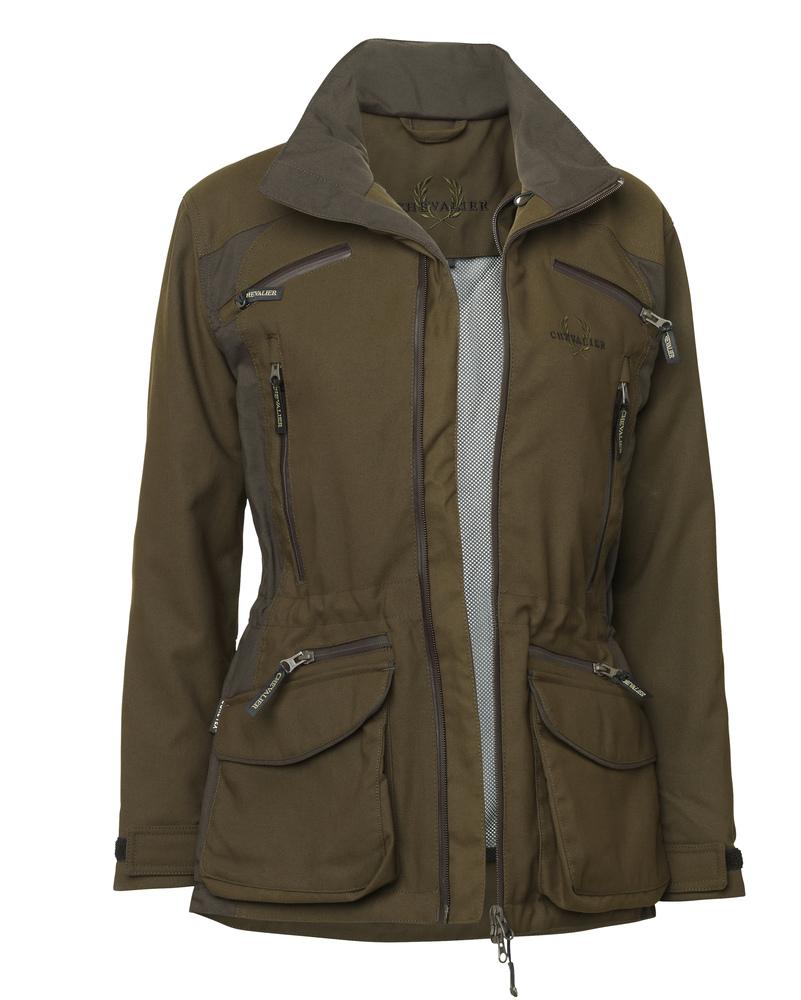 Rough GTX Coat Dam Chevalier - Green *