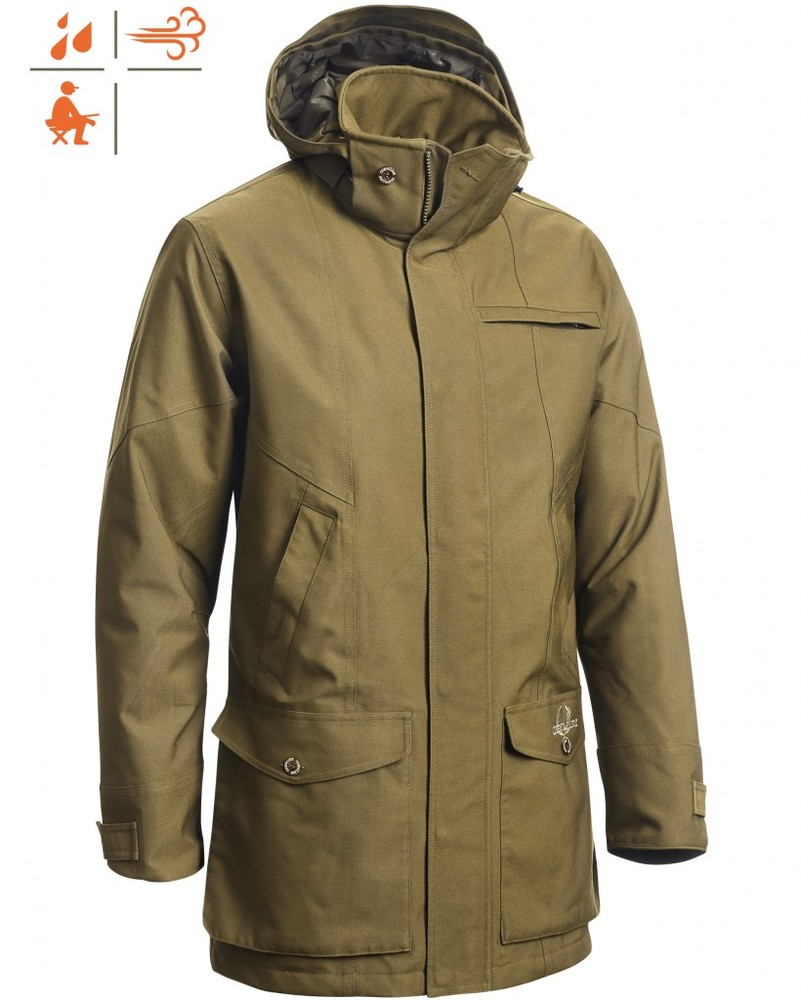 Venture Wingshooter Coat Chevalier - Green *