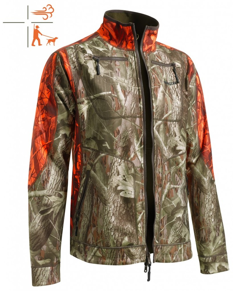 Tornado Reversible Coat Chevalier - Camo/Green *