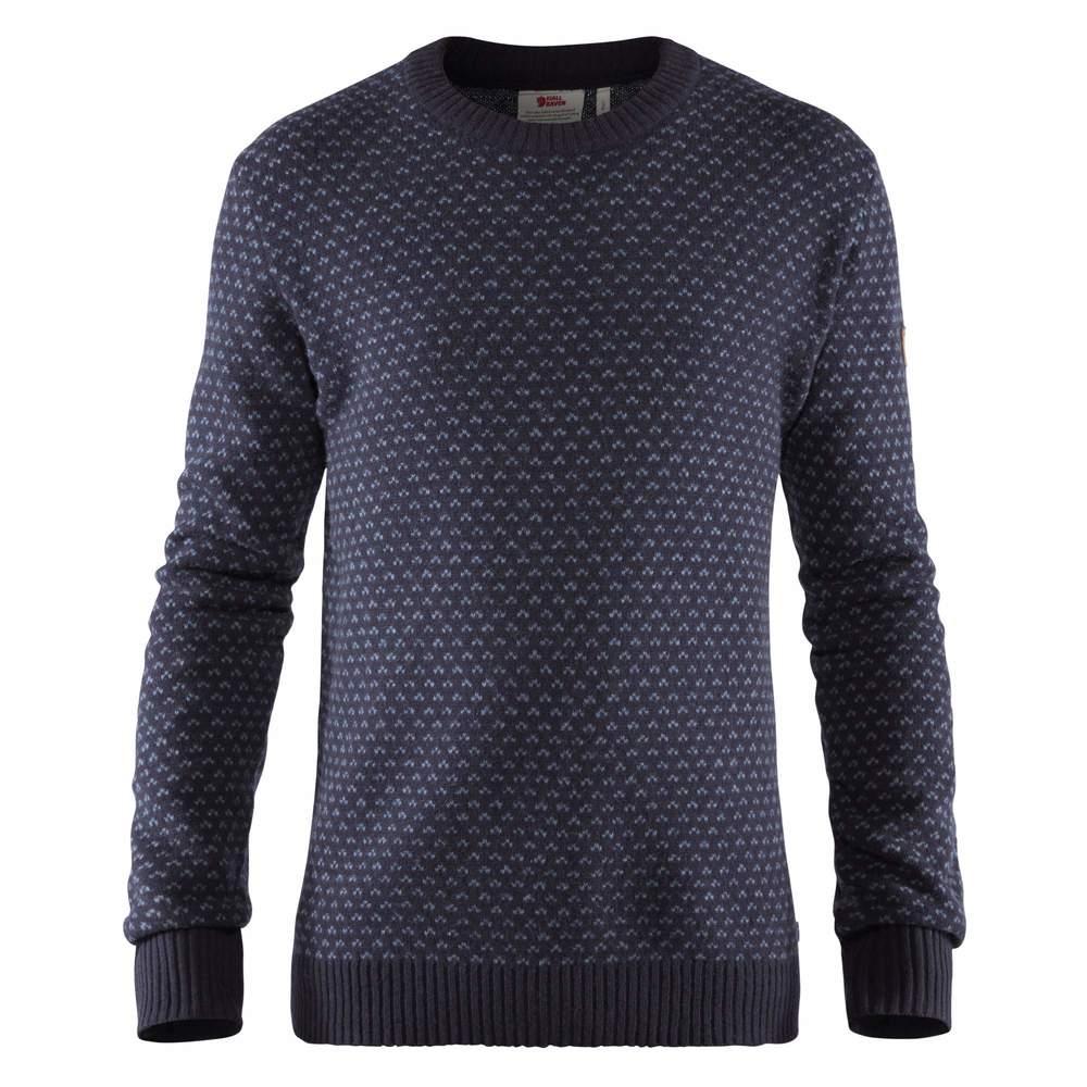 Övik Nordic Sweater M Fjällräven - Dark Navy