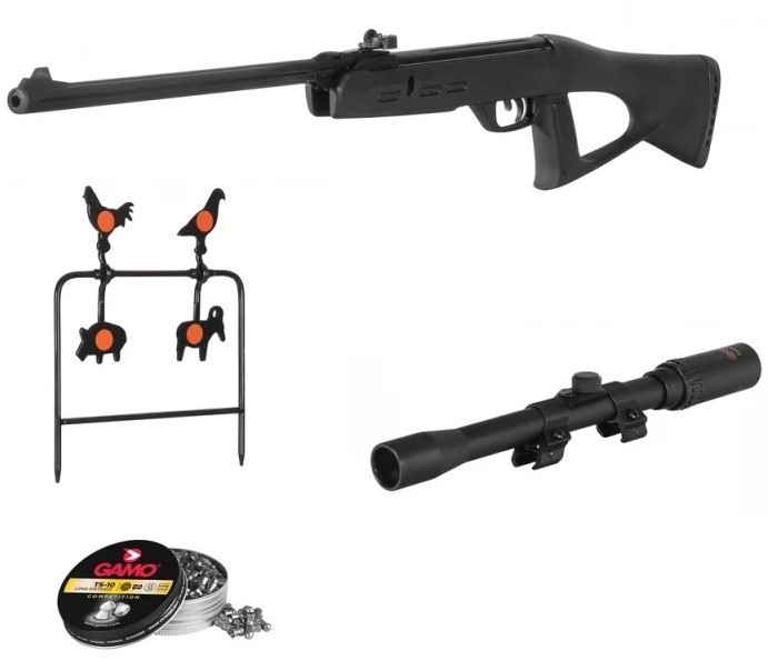 Gamo Junior Pack 4,5mm