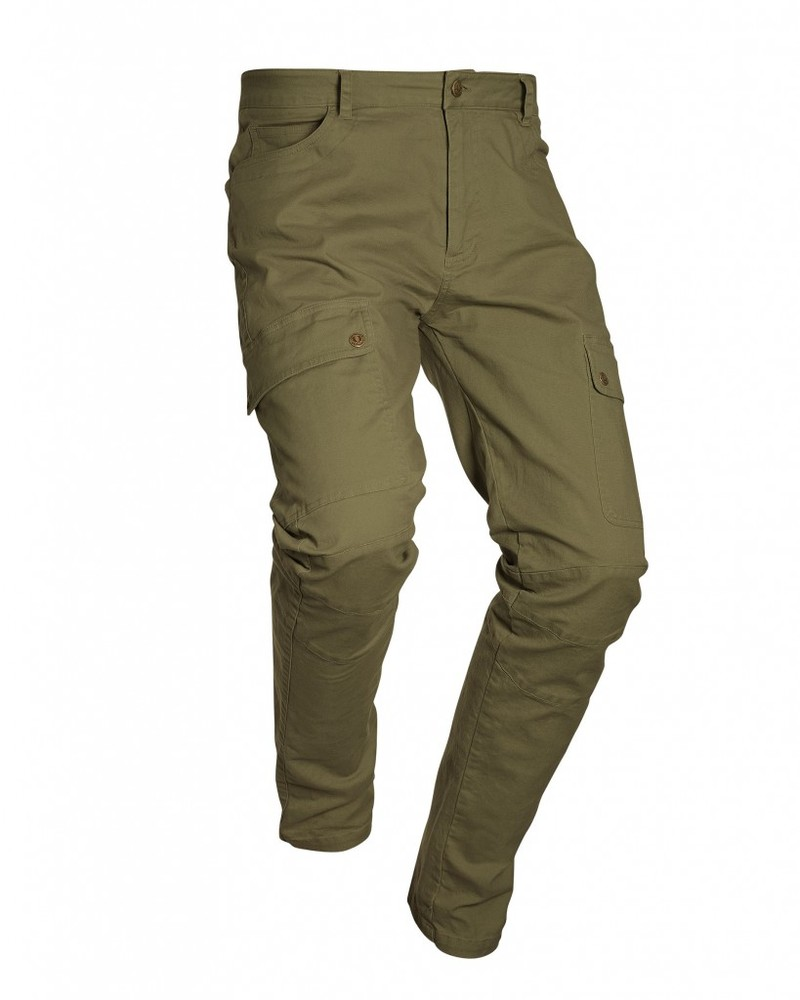 Devon Cargo Pant Chevalier - Green
