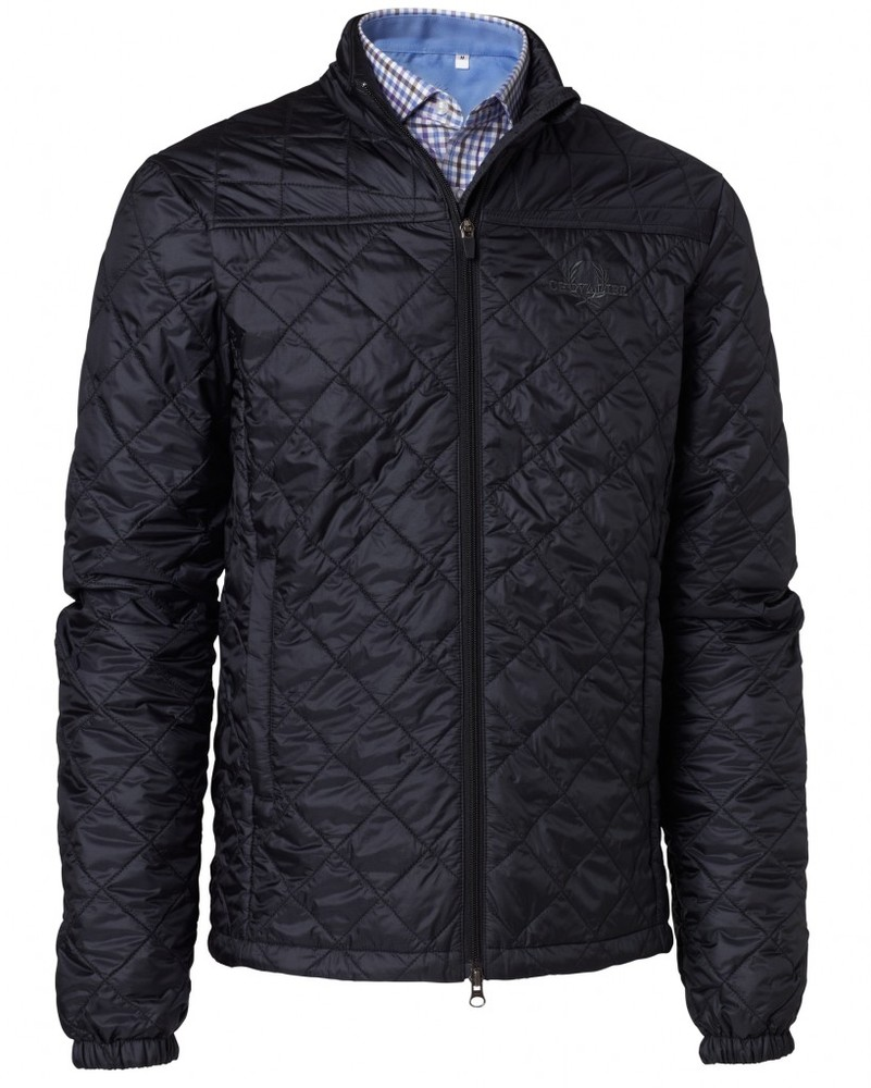 Avalon Quilt Coat Chevalier - Dark Navy