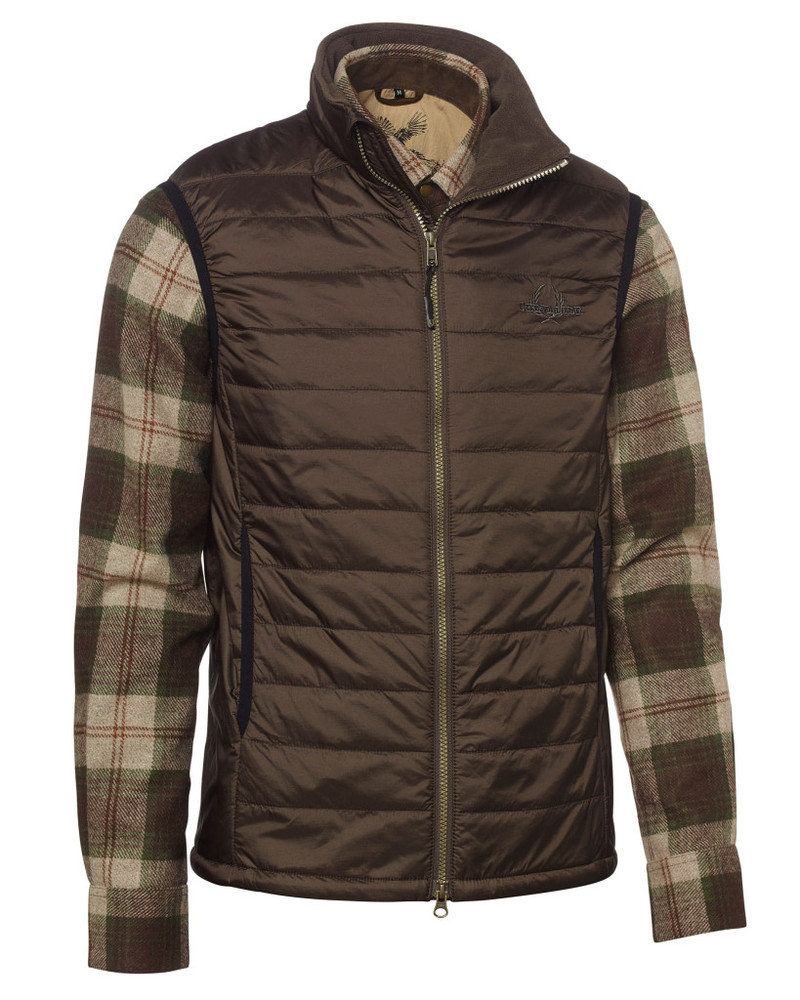 Avalon Primaloft Vest Chevalier - Brown