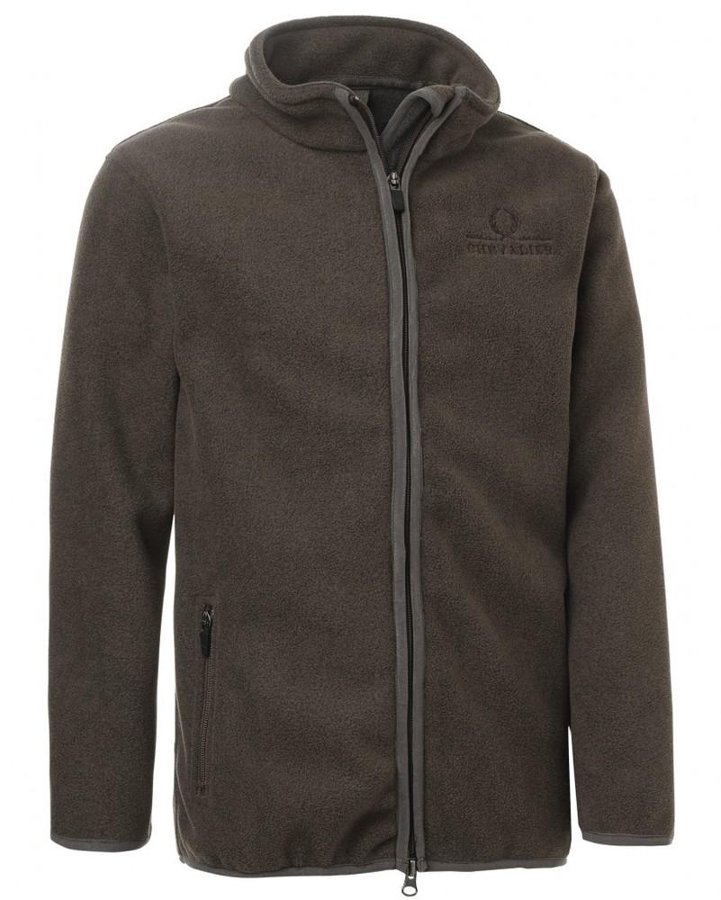 Bylot Fleece Coat Chevalier - Brown
