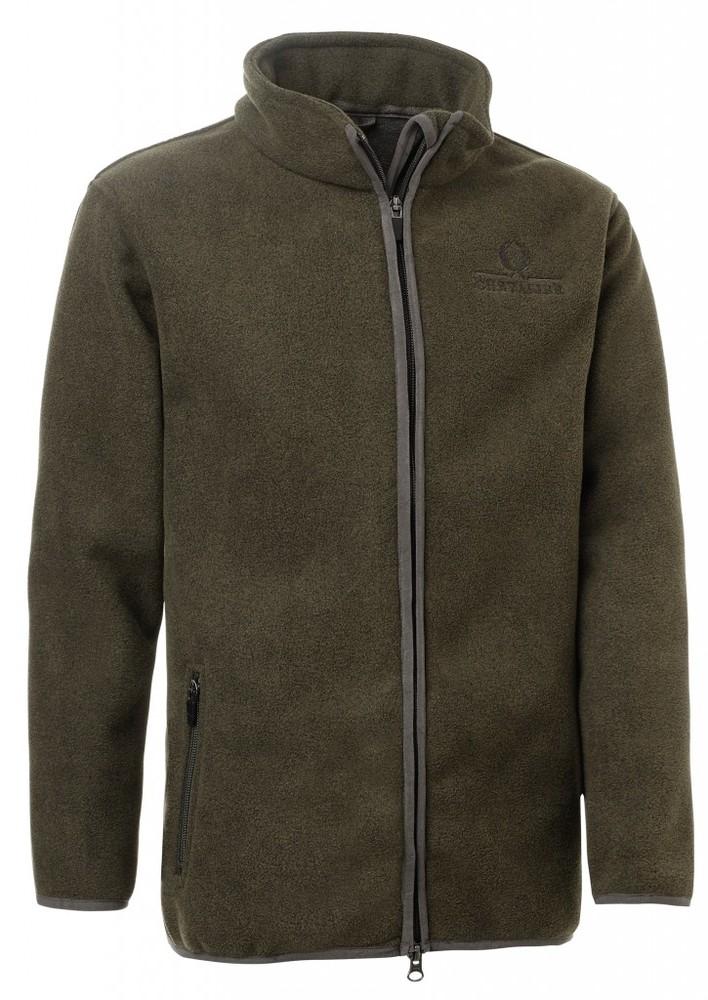 Bylot Fleece Coat JR Chevalier - Green