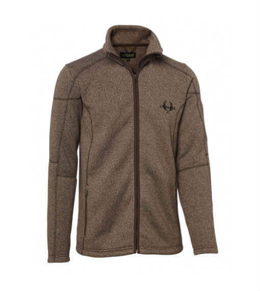 Chester Cardigan Chevalier - Brown