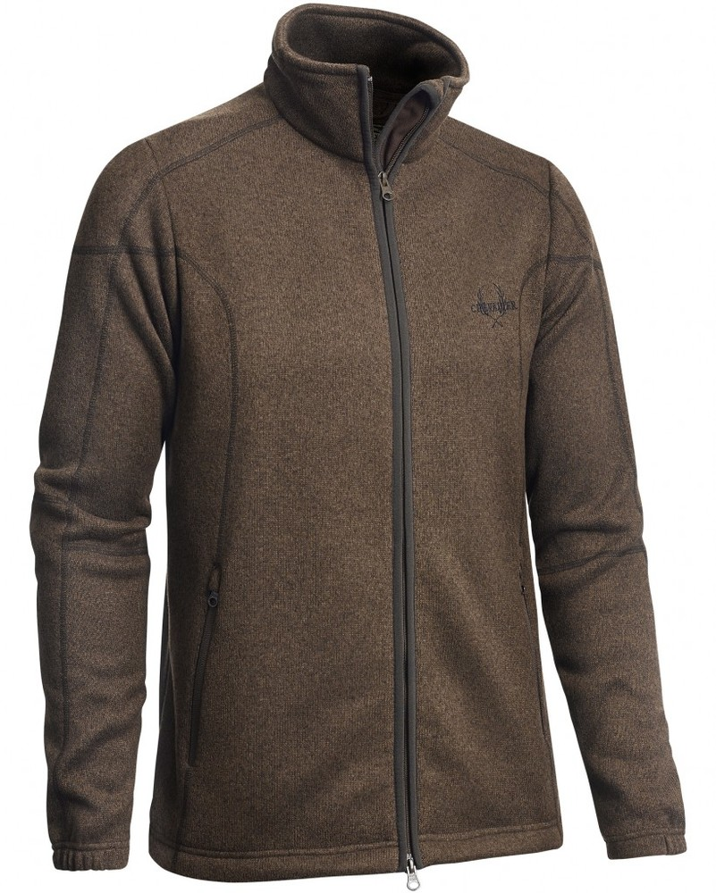 Chester Cardigan Chevalier - Dark Brown