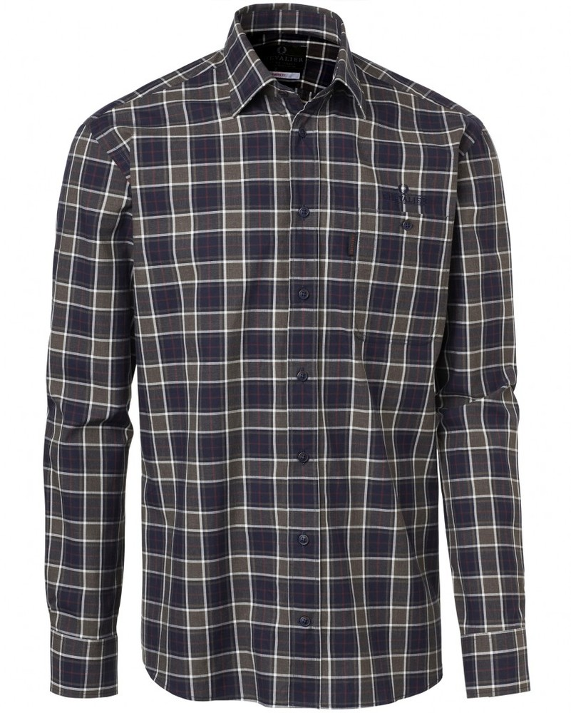 Wragby Shirt  LS Chevalier
