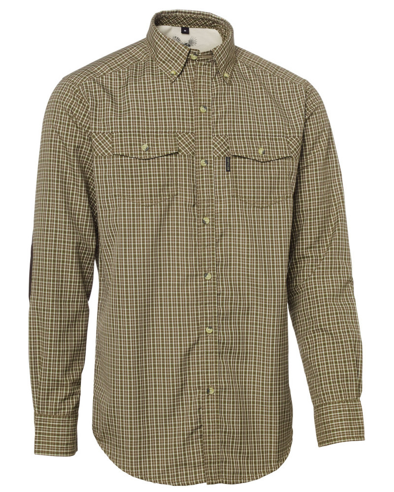 Richmond Polyester Shirt LS Chevalier