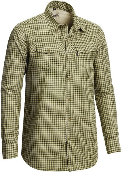 Greenville Coolmax Shirt BD LS Chevalier