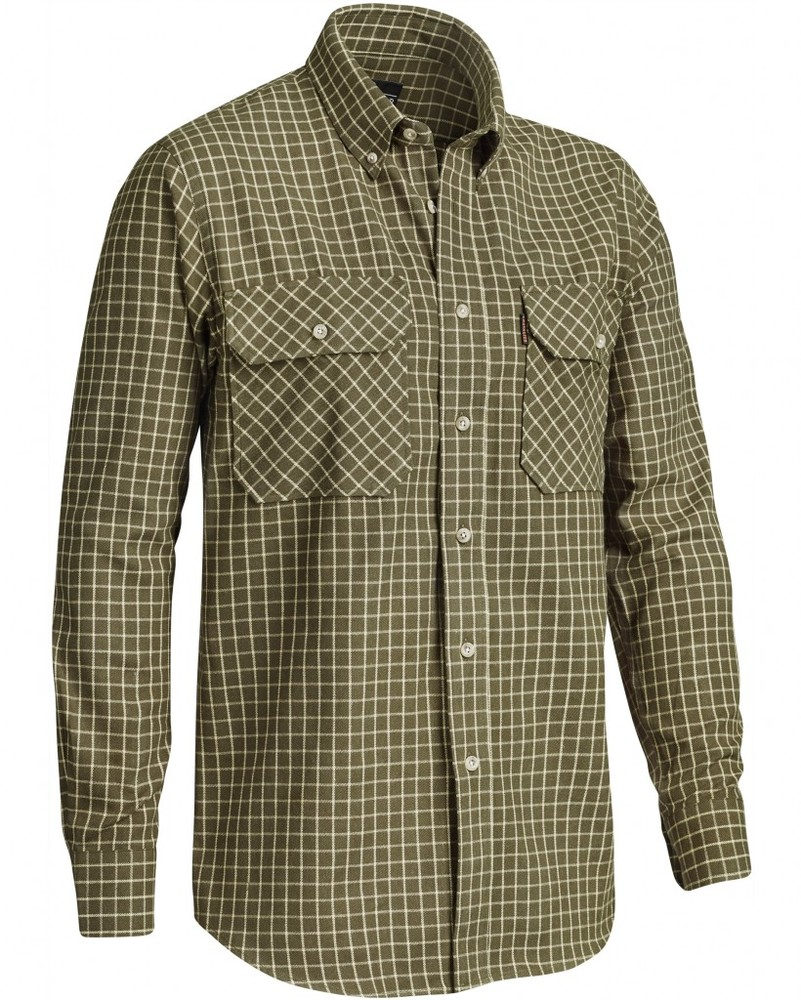 Naim Flannel Shirt LS Chevalier